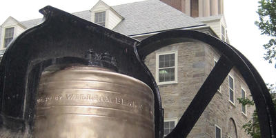 Old Main bell