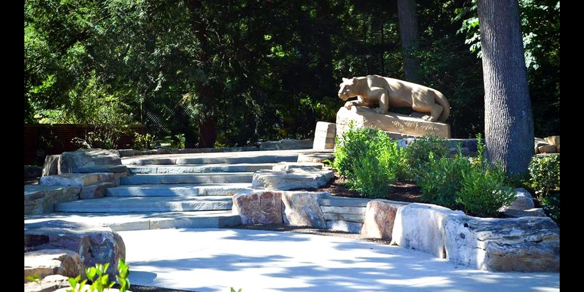 Penn State Lion Shrine