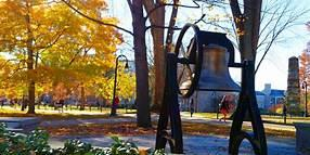 Bell at Penn State in the Fall